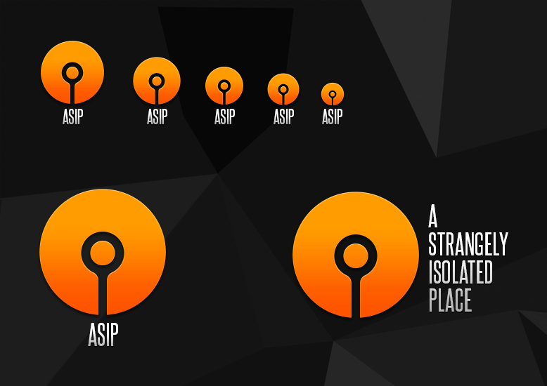 ASIP - Logo sizes