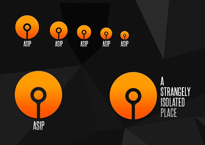 ASIP - Logo sizes