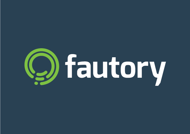 Fautory - Dark Logo