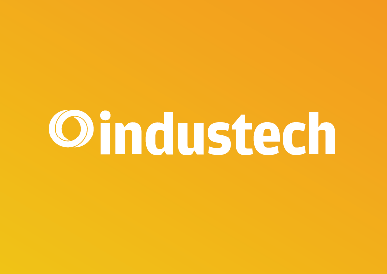 Industech - Monochromatic Logo
