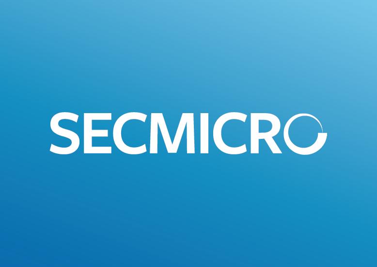 Secmicro - Monochromatic Logo
