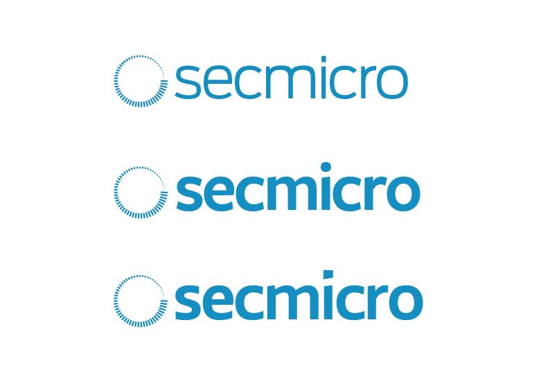 Secmicro - Logo Variations